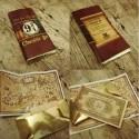 Chocolatina Friki Not for Muggles