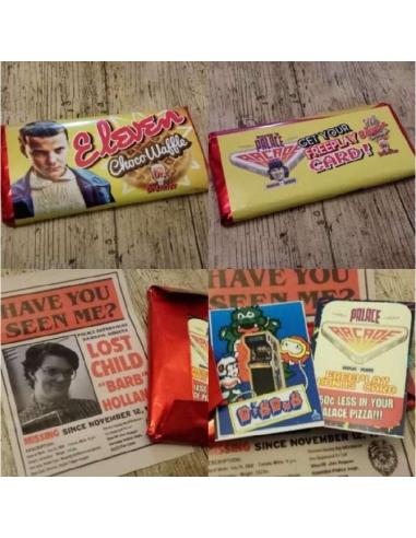 Chocolatina Friki Eleven