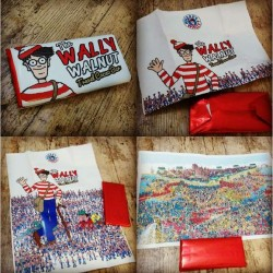 Chocolatina Friki Wally Walnut (Especial)