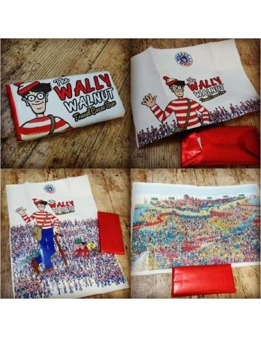 Chocolatina Friki Wally Walnut (Especial)