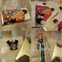 Chocolatina Friki Rocket Punch!