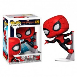 Figura Pop Spider-Man 470 Marvel
