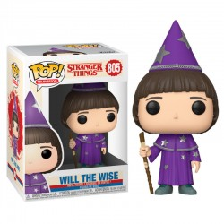 Figura Pop Stranger Things Will the wise 805
