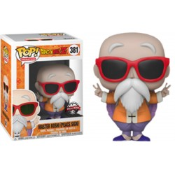 Figura Pop Dragon Ball Master Roshi (peace sign) *Special Edition*