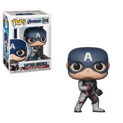 Figura Funko Pop Marvel Avengers Captain America Endgame 450