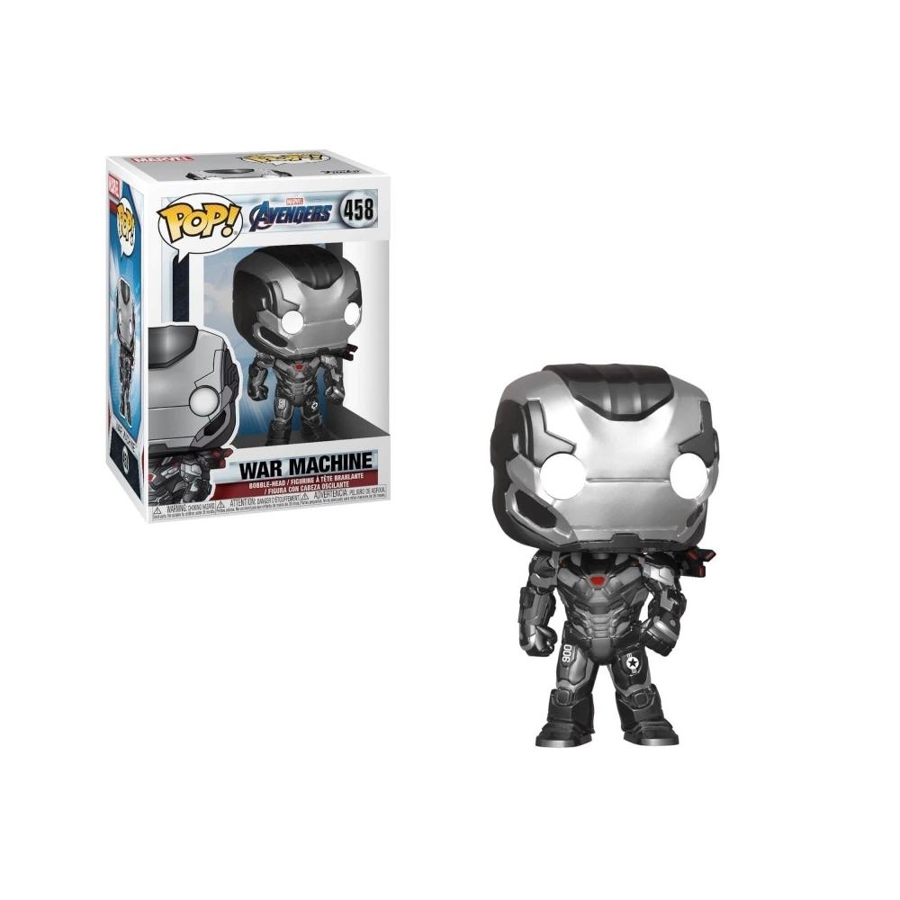 Figura Funko Pop Marvel Avengers War Machine Endgame 458