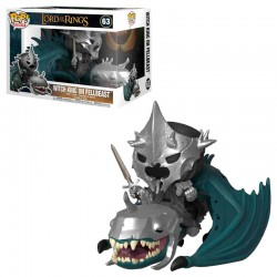 Figura POP El Señor de los Anillos Witch King with Fellbeast 63