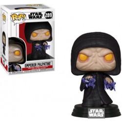 Figura Funko Pop Star Wars Emperor Palpatine 289