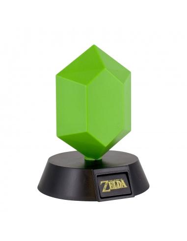 Lámpara Mini Triforce 3D Legend of Zelda 10cm