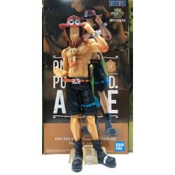 Figura One Piece Portgas. D.  Ace 20 Aniversario Masterlise 25 cm