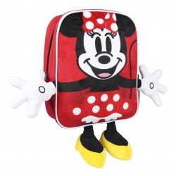 Mochila Minnie Love Unicornio Disney Infantil