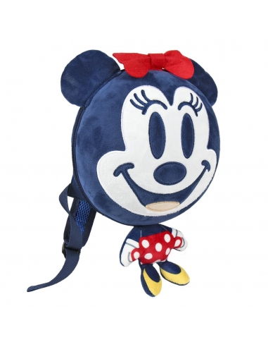 Mochila Minnie Mouse Disney Infantil