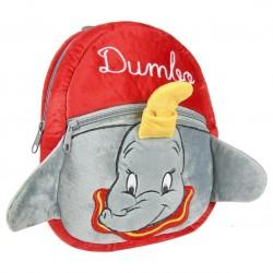 Mochila Dumbo Disney 3D Infantil peluche