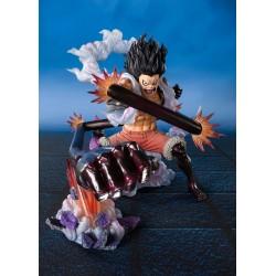Figura One Piece Monkey D. Luffy Gear 4 Snakeman King Cobra 16cm