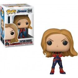 Figura Pop Captain Marvel 459