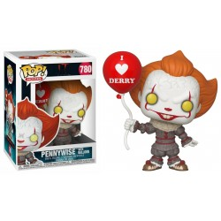 Figura Funko Pop IT Pennywise 779 With Beaver Hat Special Edition