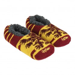 Zapatillas-Calcetin Harry Potter Gryffindor T-U 36-41