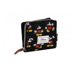Cartera monedero Casual Mickey Mouse Disney Retro