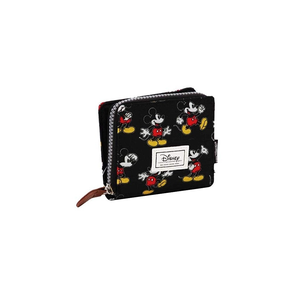 Cartera monedero Casual Mickey Mouse Disney 3d