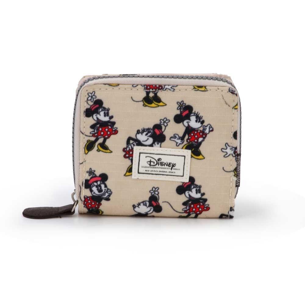 Cartera monedero Casual Mickey Mouse Disney Retro