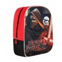 Mochila Star Wars kylo Ren 3D 31CM Con Luz