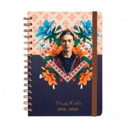 Agenda Frida Kahlo 2019/2020 Premium 12 meses