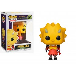 Figura Funko Pop The Simpsons Demon Lisa 821