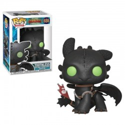 Figura Funko Pop How to train your dragon Toothless 686