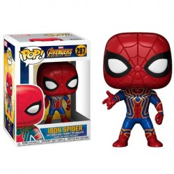 Figura Funko Pop Avengers Infinity War Iron Spider 287
