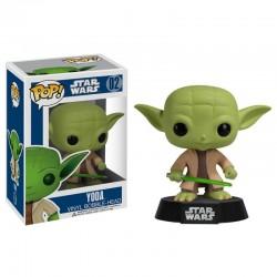Figura Funko Pop Star Wars Yoda 02