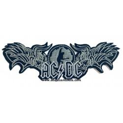 Parche Bordado ACDC logo alas