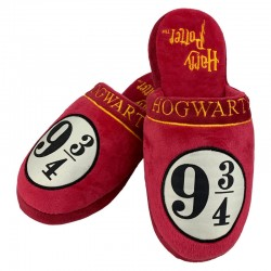 Zapatillas Harry Potter Hogwarts Express 9 3/4 Talla L (42 - 45)