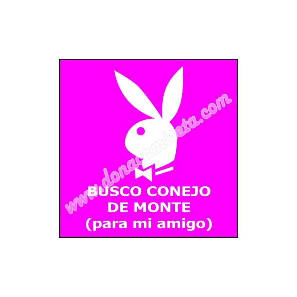 Camiseta MC Unisex Busco Conejo