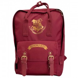 Mochila Casual Harry Potter Hogwarts Premium 37 cm