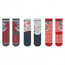Pack 3 calcetines Harry Potter