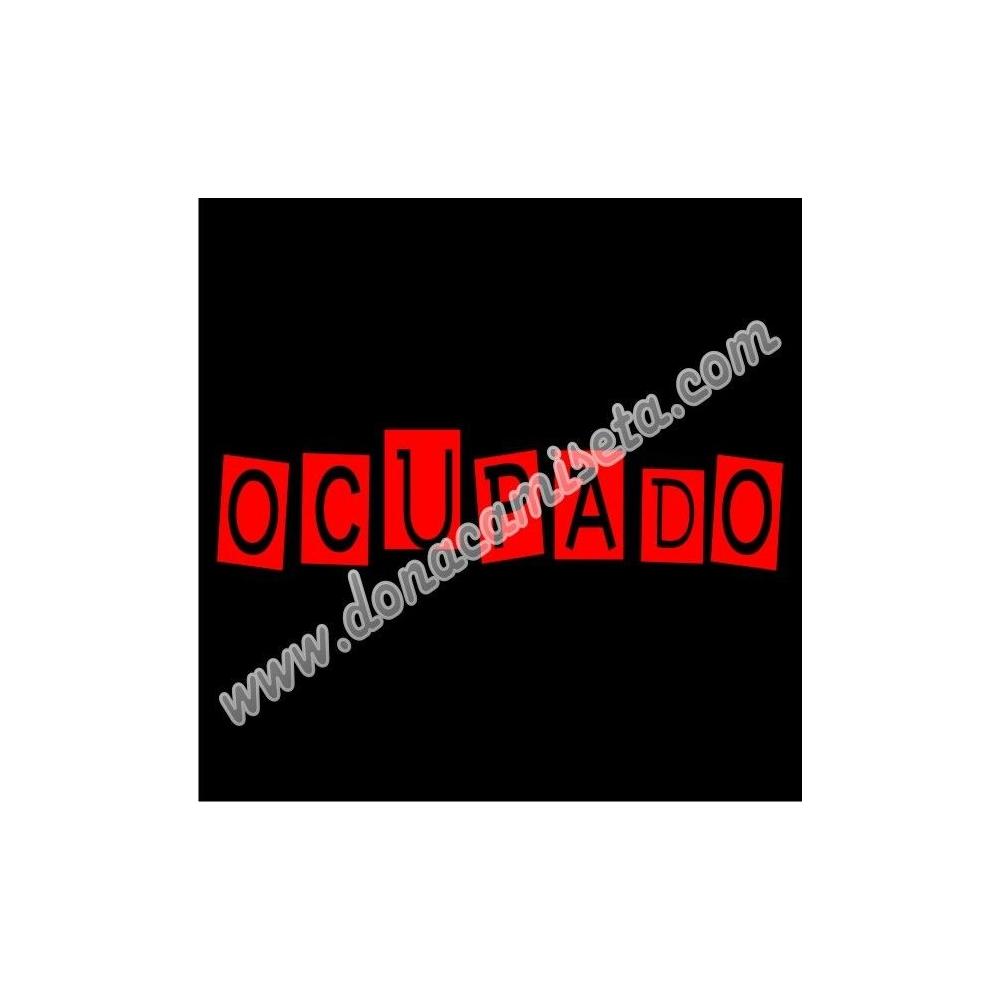 Camiseta MC Unisex Despedida Ocupado