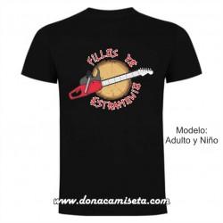 Camiseta Fillos do Estramonio