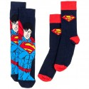 Pack 2 pares de Calcetines Batman  premium 39/45