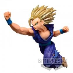 Figura Dragon Ball Gotenks Super Saiyan 3 Banpresto