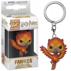 LLavero Funko Pop Harry Potter Fawkes