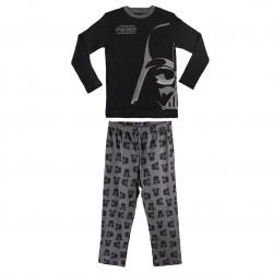 Pijama Star Wars Darth Vader largo invierno