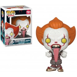 Figura Funko Pop IT Pennywise 780 With Balloon