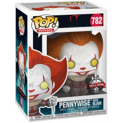 Figura Funko Pop IT Pennywise 781 Funhouse