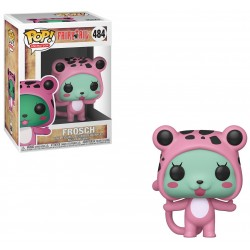 Figura Funko Pop Fairy Tail Pantherlily 483