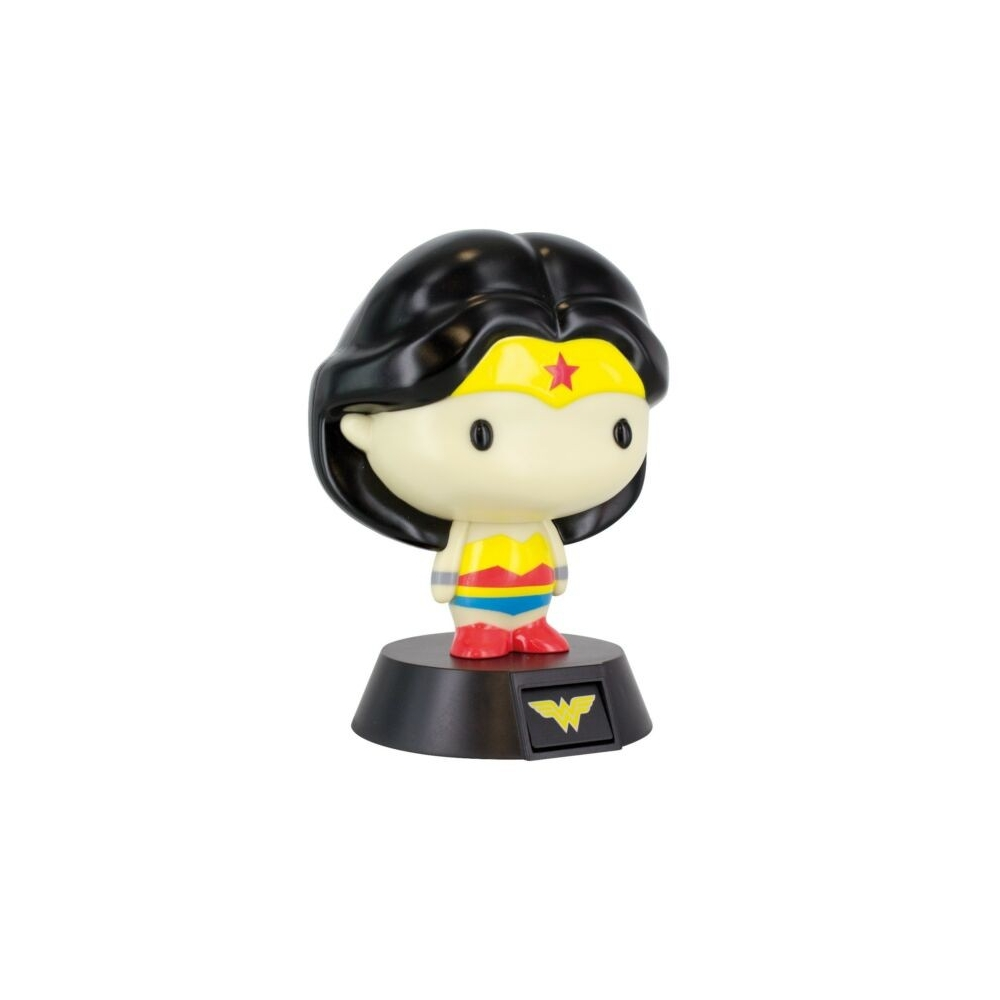 Lampara Superman Figura retro 3d mini