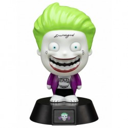 Lámpara  Suicide Squad The Joker 3D mini