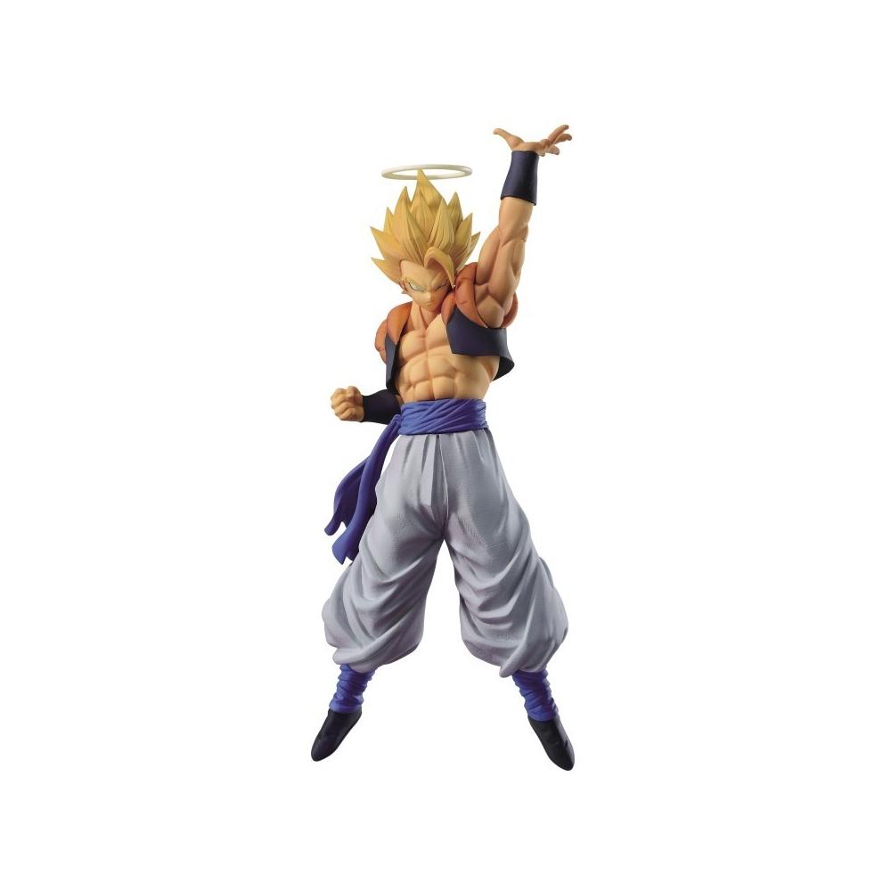 Figura Dragon Ball Son Goku Super Saiyan 4 Gogeta Banpresto