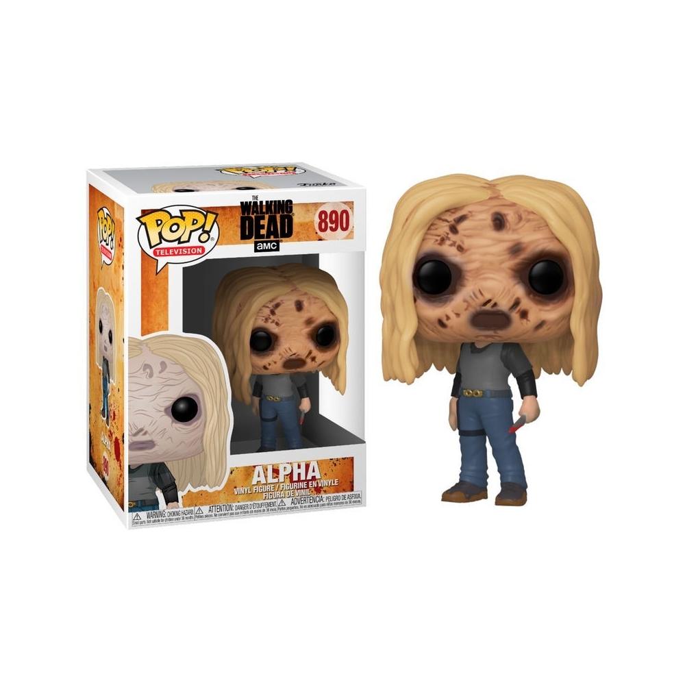 Figura Funko Pop Walking Dead dog 891