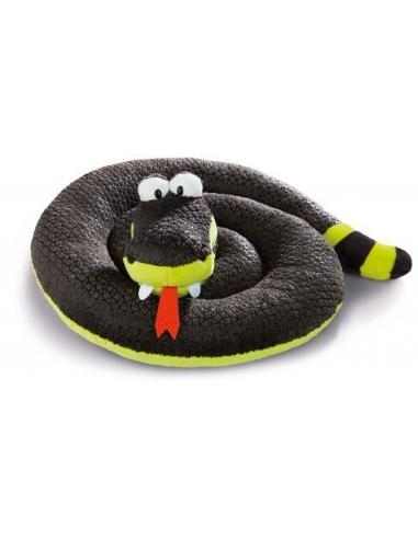 Peluche Serpiente de cascabel Sascha 100 CM Nici