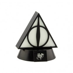 Lámpara Harry Potter Reliquias de la Muerte Mini 3D